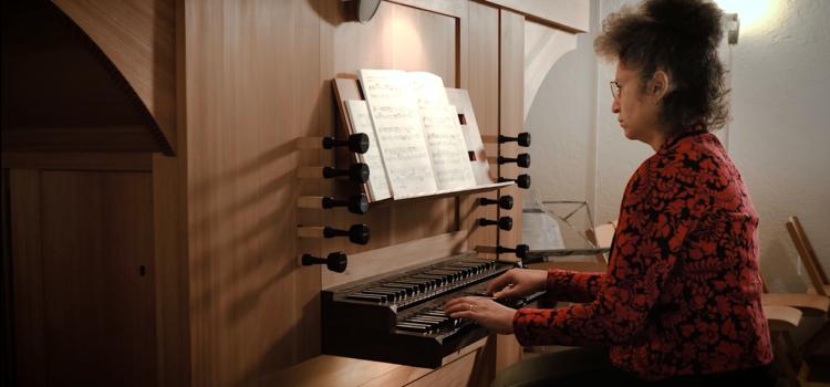 Orgelmusik zu Pfingsten 2020